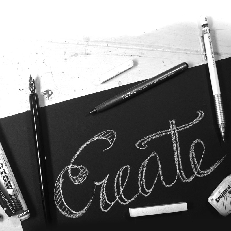 Lettering Workshops